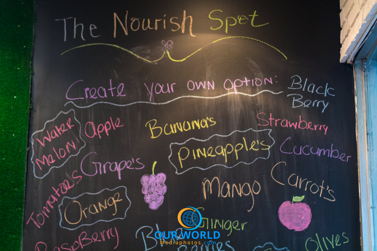 Dawn Kelly -The Nourish Spot (1.12.18)