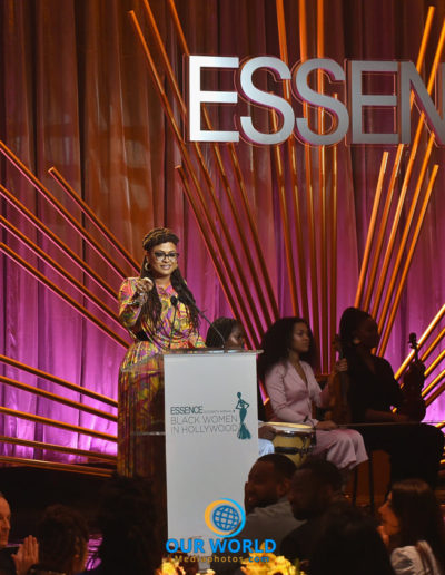 2018 Essence Black Women In Hollywood Oscars Luncheon - Show