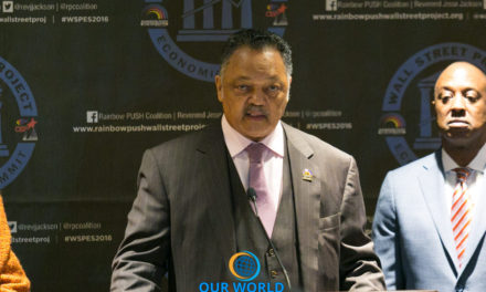 Rainbow PUSH in NYC — Rev. Jesse L. Jackson Sr. and Legacy