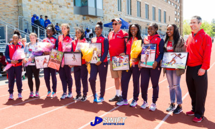 Johnnies Celebrate Senior Day with Seven Event Victories