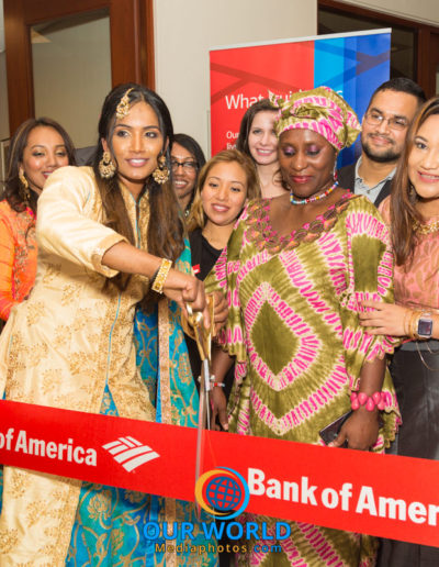 Bank of America Grand Re-Opening