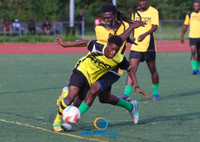 Family Funday & Celebrity Soccer Match @ Roy Wilkins Park (8.27.17)