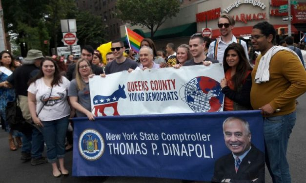 LGBT PARADE IN JACKSON HEIGHTS QUEENS