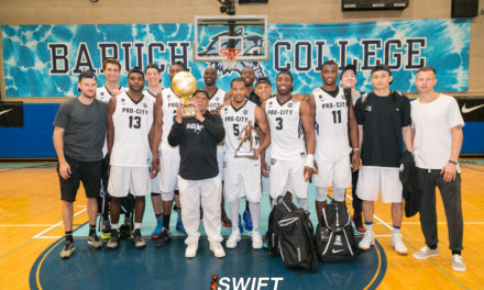 Dyckman/NYAC Wins BIG at Nike Pro City