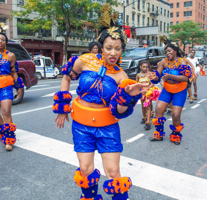NIGERIA CELEBRATED 57th INDEPENDENCE WITH PARADE IN NYC
