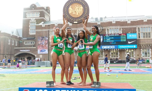 Oregon Ducks Three-peat at the Penn Relays