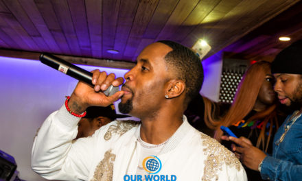 Safaree Fur Coat Vol.1 Official EP Release Party photo recap