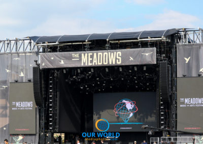 The Meadows Music & Arts Festival (2017)  (Day 1)