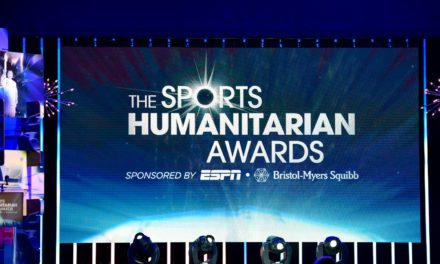 Third Annual Sports Humanitarian Awards Sponsored by Bristol Myers-Squibb