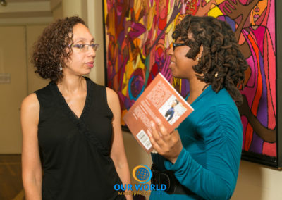 Three-Legged Elephant Publishing's book reading at JPAC (8.17.17)