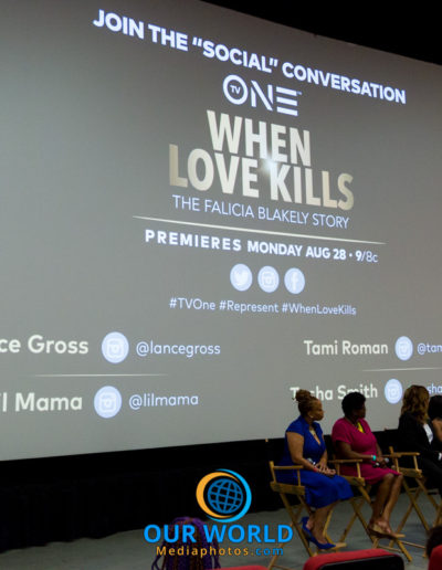 When Love Kills - The Falicia Blakely Story NY Screening  (8.15.17)