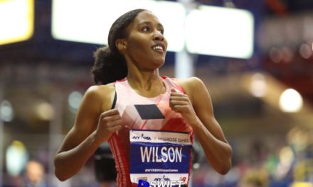 Two American Records Set During 110th NYRR Millrose Games