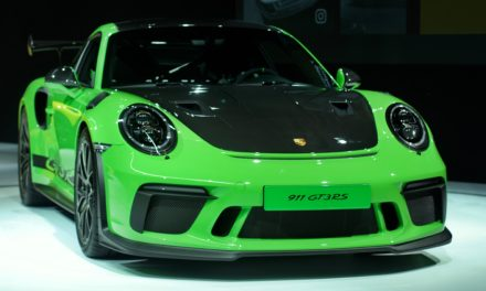 Porsche 2019 911 GT3 RS Weissach and Carrera T at the 2018 New York International Auto Show