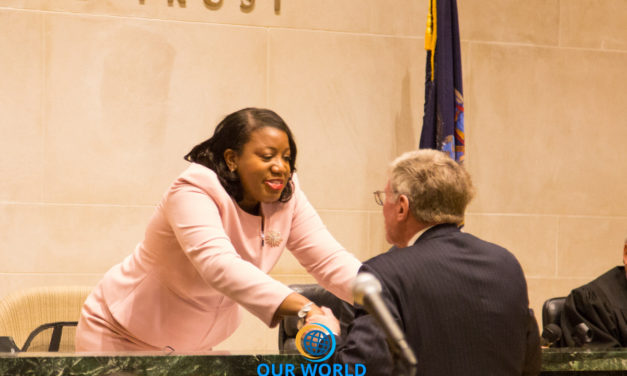 JUDGE CHEREE A. BUGGS INDUCTION INTO NYS SUPREME COURT