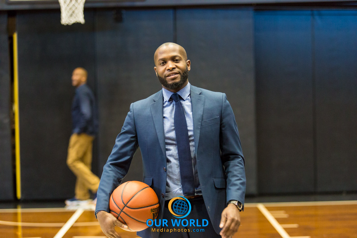Joeze Frage Group Sales Account Manger of the Brooklyn Nets   Barclays Center Photo By: Joseph Swift
