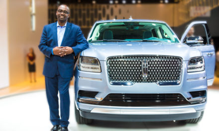 Earl Lucas  Chief Exterior Designer, The Lincoln Motor Company