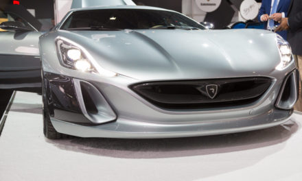 Rimac Automobili debut at the NYC International Auto show