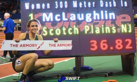World, American Records Eclipsed During Artie O'Connor Invitational at The Armory
