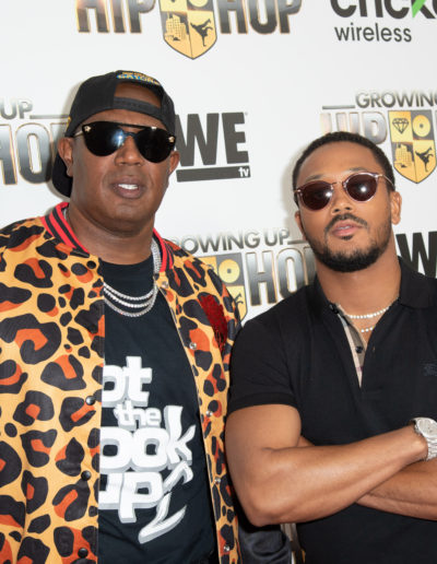 Premiere of WE tv's Growing Up Hip Hop Season 4