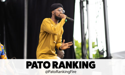 PatoRanking – Performing at  the Grace Jerk Festival NY 2018