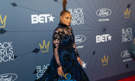 Black Girls Rock red carpet highlights