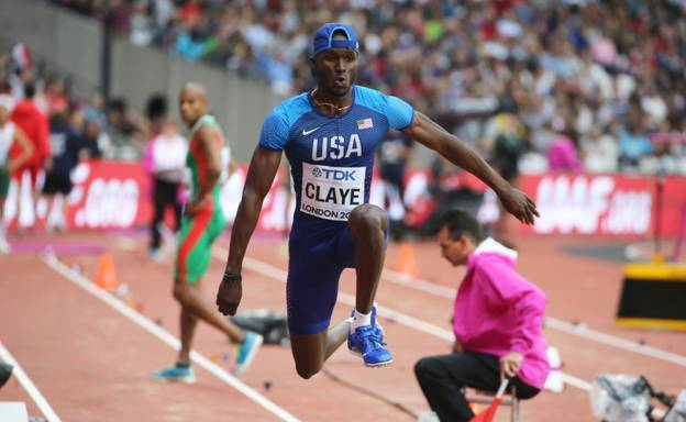 Olympians Queen Harrison, Will Claye  Bound for Armory Indoor Track & Field Camp