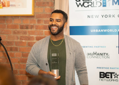 UrbanWorld Film Festival Awards Ceremony-Celebrating Achievements In Filmmaking