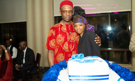 Dr.George Onuorah 60th Birthday Celebration