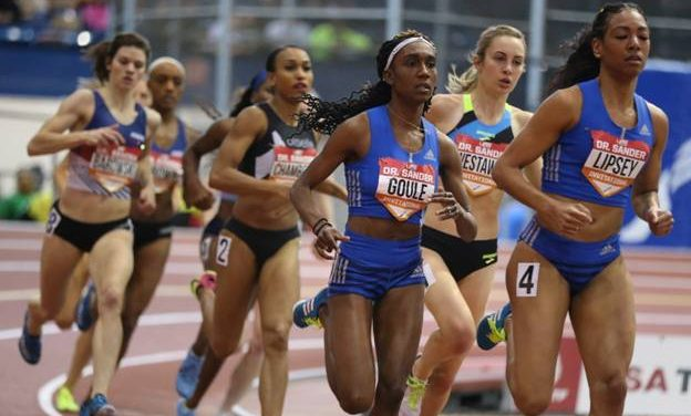 Natoya Goule, Kemoy Campbell to Highlight Caribbean Contingent at Dr. Sander Invitational