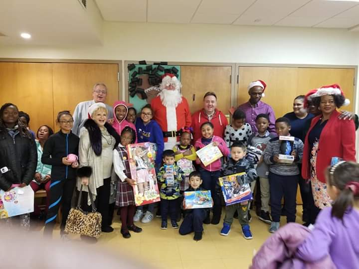 LeFrak City Holiday Toy Giveaway