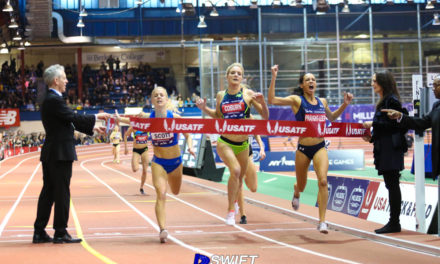 Emma Coburn, Aisha Praught-Leer Return for Super Race II in NYRR Millrose Women's 3,000m