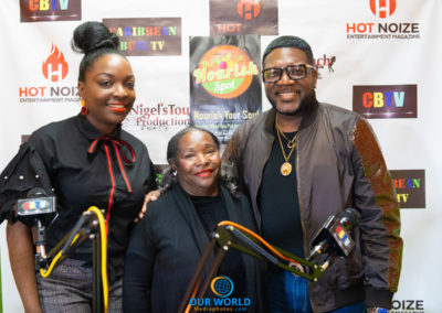 Our World Hour of Power with Special Guest Brendez Wineglass-08106