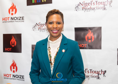 Council Member Adrienne E. Adams on the Our World Hour of Power Radio Show