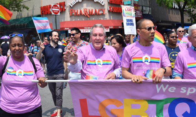 2019 LGBTQ PRIDE PARADE IN QUEENS