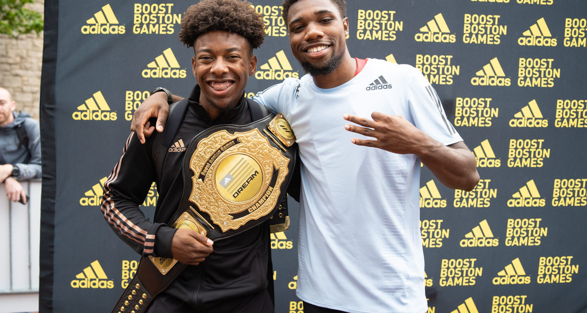 adidas Boost Boston Games recap 2019