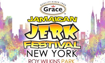 Save the date – The 9th Annual Grace Jamaican Jerk Festival
