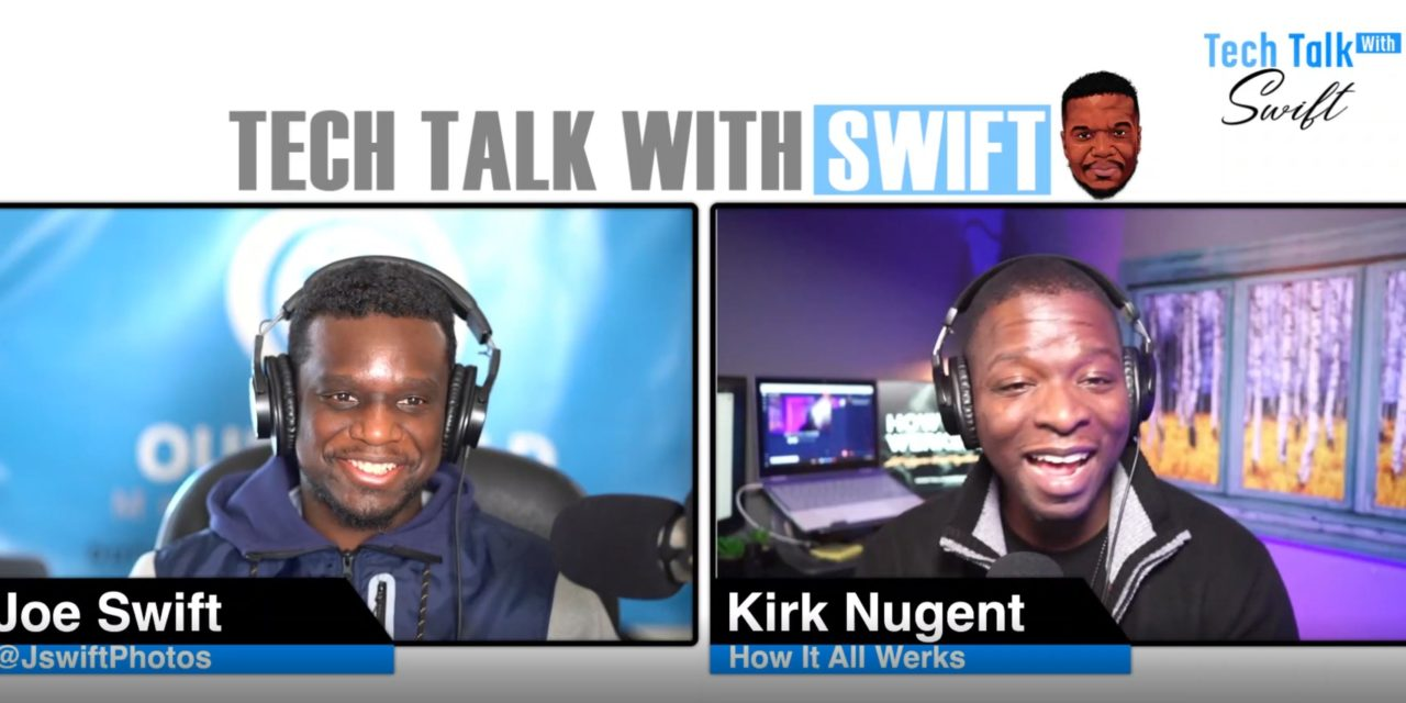 Where is Tech ? Interview with Kirk Nugent. Ep.1