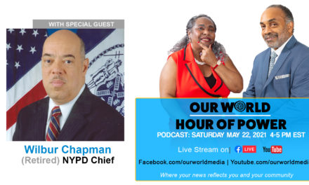 Interview with Wilbur Chapman (Retired) NYPD Chief